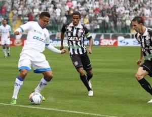 Márcio Diogo Wellington Saci Figueirense x Avaí (Foto: Jamira Furlani/Avaí FC)