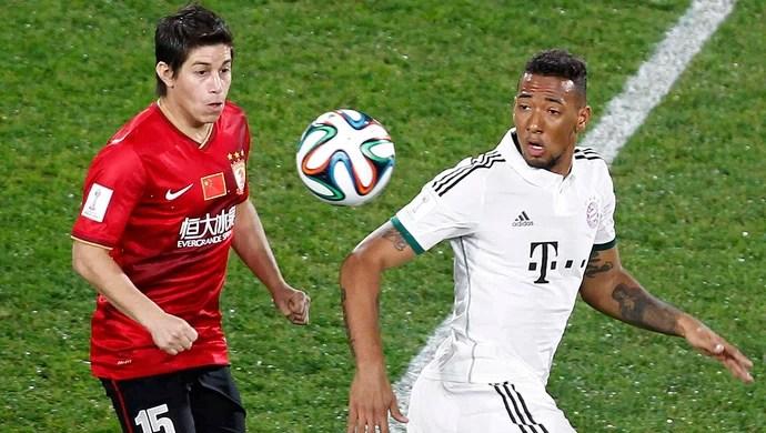 Conca jogo Guangzhou Evergrande e Bayern de Munique Mundial (Foto: Reuters)