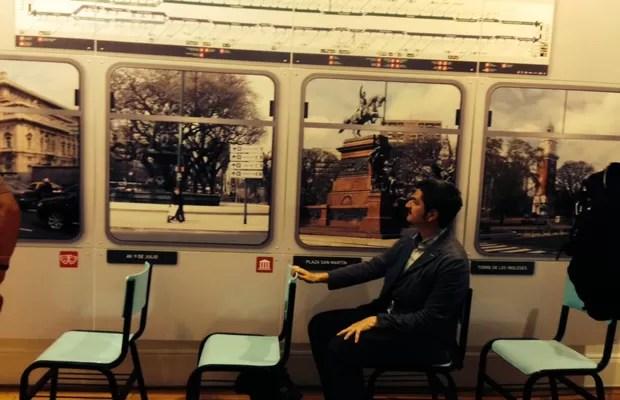 """A exposição """"Direito a Mobilidade"""" inaugurou a sede do Instituto Cidade em Movimento em São Paulo e apresentou pesquisas e projetos desenvolvidos pelo ICM em outros países (Foto: Divulgação)"""