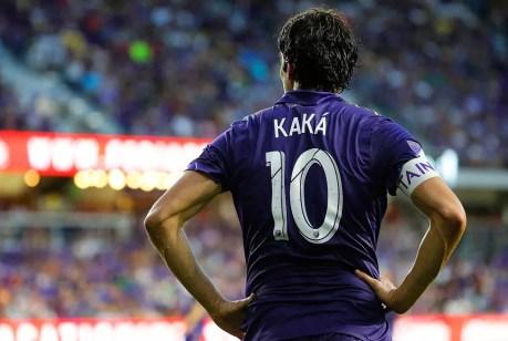 Aos 35 anos, Kaká não ficará no Orlando City, dos EUA (Foto: Reprodução Twitter)