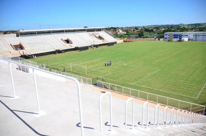 Votuporanguense encara Rio Claro em casa, na Arena Plínio Marin  — Foto: ASCOM Votuporanga