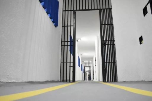 Visitas foram suspensas nos presídios do RN após morte de agente penitenciário  (Foto: Divulgação/Sejuc)
