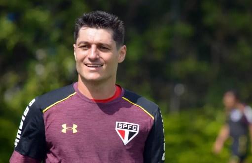 Denis não teve muitas oportunidades na atual temporada (Foto: Érico Leonan/saopaulofc.net)