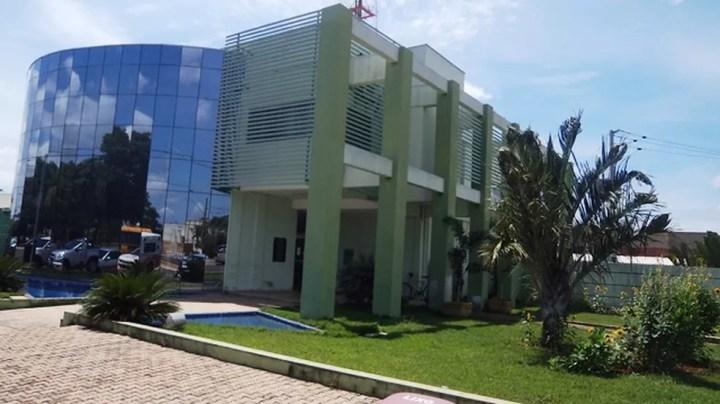 Prefeitura de Canarana — Foto: Assessoria