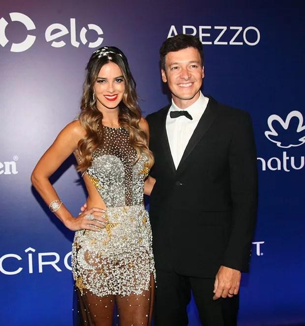 Vera Viel e Rodrigo Faro (Foto: Manuela Scarpa e Iwi Onodera/Brazil News)