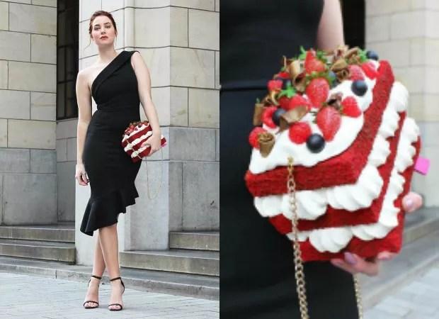 Estilista cria bolsas inspiradas em comidas que vão te deixar com fome