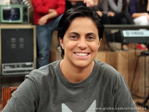 Thammy Miranda participa do programa Altas Horas deste sábado (Foto: TV Globo/Altas Horas)