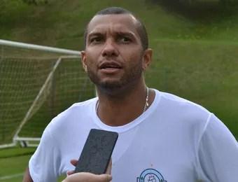 Amoroso Atibaia (Foto: João Pedro Ribeiro/GloboEsporte.com)