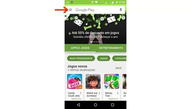 Se arrependeu de comprar app? Veja como pedir reembolso na Play Store