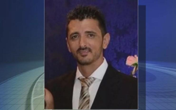 Marcos Alexandre Ribeiro está desaparecido após viagem (Foto: Reprodução/TV TEM)