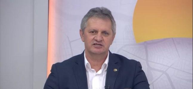 Deputado Dilmar Dal Bosco (DEM) — Foto: TV Centro América