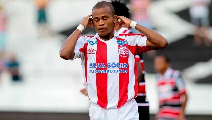 Gil Mineiro Náutico (Foto: Aldo Carneiro/Pernambuco Press)
