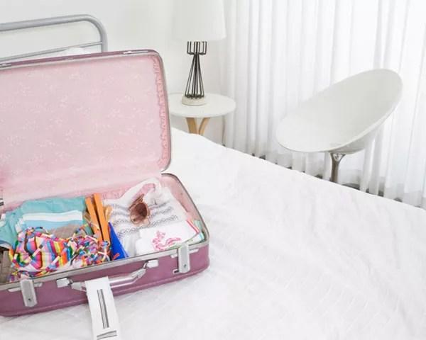 Fazer as malas é uma questão de priorizar e saber sobre o destino (Foto: Thinkstock)