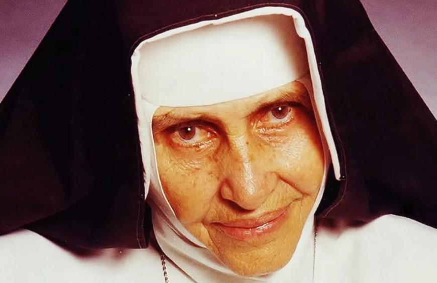 Irmã Dulce — Foto: Reprodução/Site da Osid