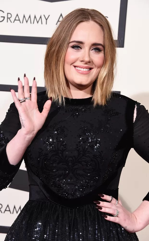 Adele (Foto: Agência Getty Images)