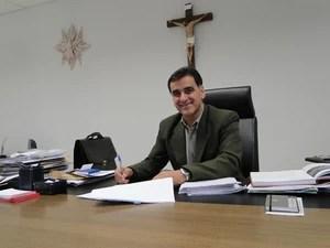 Prefeito garante que políticas sociais trouxeram bons resultados (Foto: Pedro Ângelo/G1)