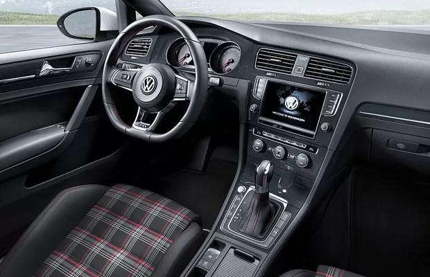 VW Golf GTI (Foto: Divulgação)