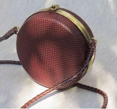 Bolsa Cantil, da Cabana Crafts (Foto: Reprodução)