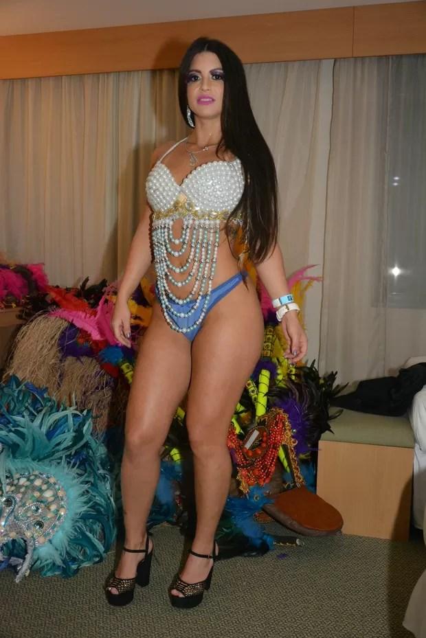 Ana Paula Xavier  (Foto: Eduardo Graboski / M2 Divulgação)