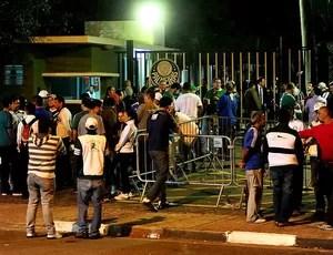 eleição para presidente do Palmeiras (Foto: Marcos Ribolli / Globoesporte.com)
