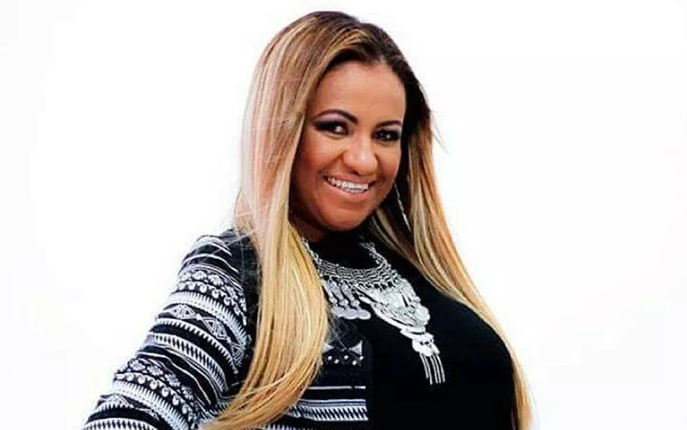 Cantora Luciene Melo (Foto: Arquivo Pessoal)