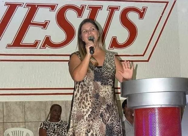 Vivi Brunieri é missionária evangélica atualmente (Foto: Reprodução/ Instagram)