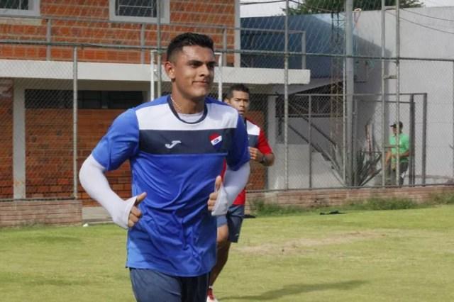 Cristian Colmán Nacional Paraguai Grêmio São Paulo (Foto: Divulgação)