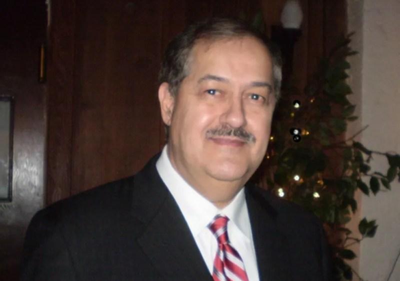 Don Blankenship, candidato do Partido da Constituição  — Foto: Divulgação