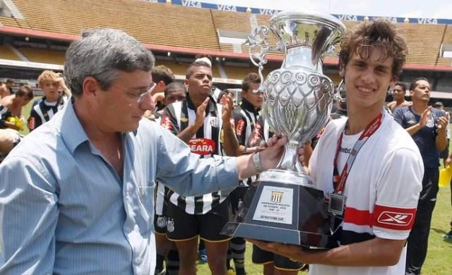 Rodrigo Caio São Paulo (Foto: saopaulofc.net)