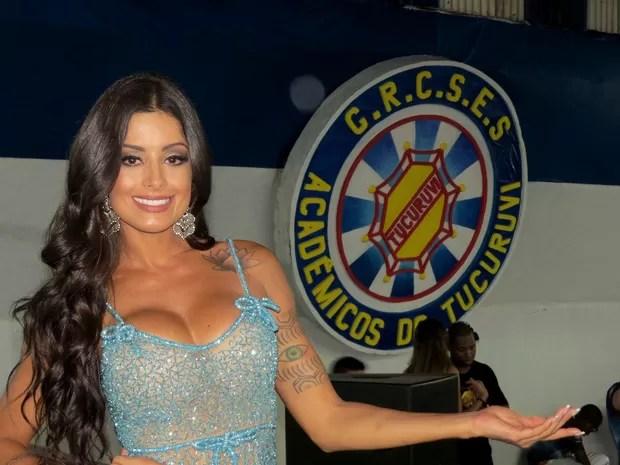 Aline Riscado (Foto: Renato Cipriano/  Divulgação  )