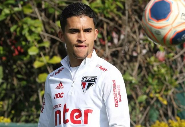 Rodrigo Nestor — Foto: Rubens Chiri
