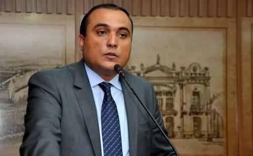 Ney Lopes Júnior, vereador de Natal (Foto: Elpídio Junior/Câmara Municipal de Natal)
