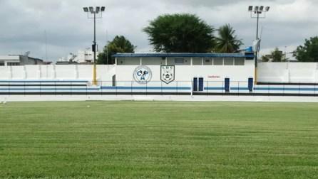 Jogo será no Vera Cruz — Foto: Vital Florêncio / GloboEsporte.com