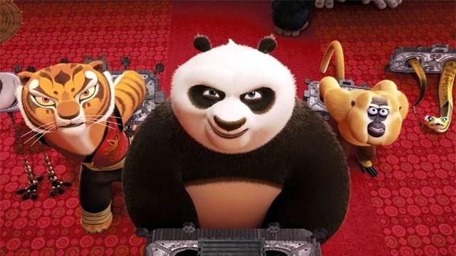 Globo exibe o filme Kung Fu Panda 2 no Cinema Especial