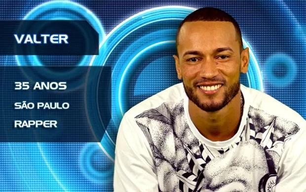Valter (Foto: TV Globo/BBB)