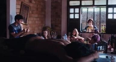 """Cena do filme """"A Noite Amarela"""" — Foto: Vermelho Profundo/Divulgação"""