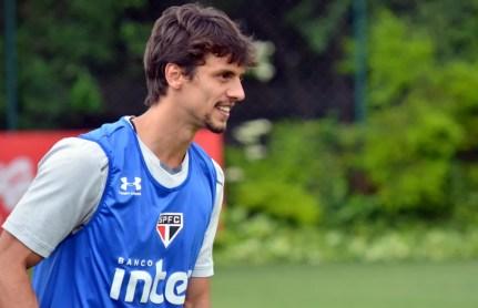 Rodrigo Caio é um dos jogadores mais valorizados do São Paulo (Foto: Erico Leonan / site oficial do SPFC)