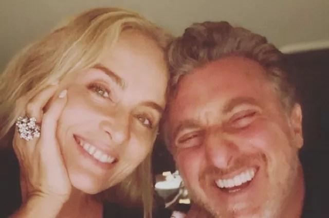 Luciano Huck and Angelica (Photo: Globo)