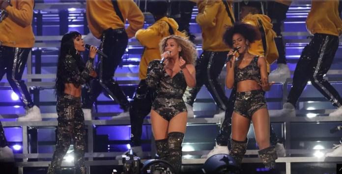 Beyoncé chamou ex-colegas do Destiny's Child para seu show no Coachella — Foto: Divulgação / Site oficial da cantora