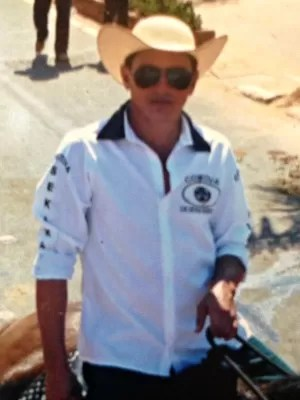 Ex-presidiário foi morto com tiro na cabeça em bairro de Rio Branco (Foto: Arquivo pessoal)