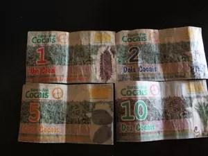 Dinheiro começou a ser distribuído em dezembro de 2007 (Foto: Catarina Costa/G1)
