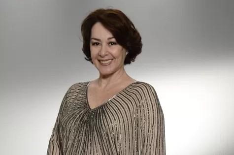 Nívea Maria estará na próxima novela de Gilberto Braga (Foto: Raphael Dias/TV Globo)