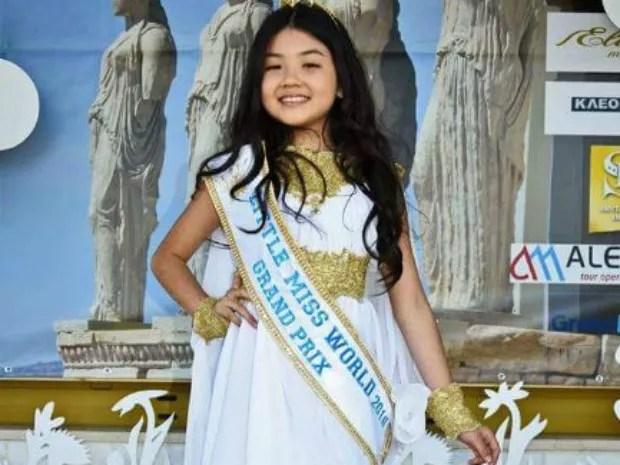 Concurso foi realizado na Grécia no dia 1º deste mês (Foto: Gislaine Alves Yamashita/ Arquivo pessoal)