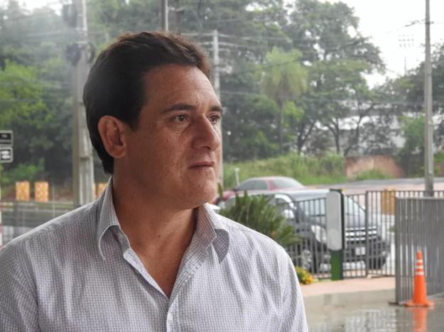 Gamarra Corinthians Paraguai (Foto: Marcelo Braga)