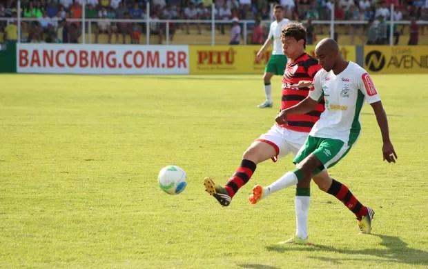 Atlético-GO vence Luverdense no Passo das Emas (Foto: Assessoria/Luverdense Esporte Clube)