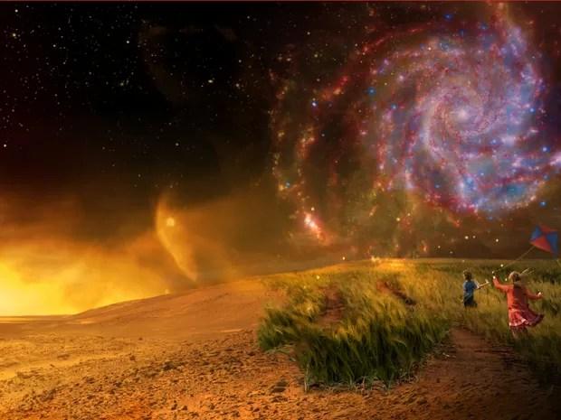 NExSS vai juntar habilidades de diversas áreas na busca por extraterrestres (Foto: Divulgação / Nasa)