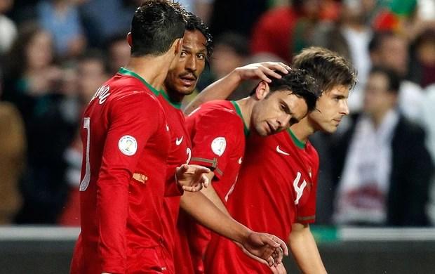 Helder Postiga gol Portugal contra Rússia (Foto: Reuters)