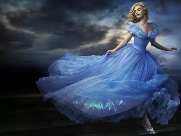 Clássico contos de fada, 'Cinderela' ganha versão em live-action pela Disney (Foto: Divulgação)