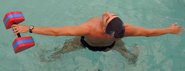 hidropilates eu atleta (Foto: Samantha Bonnel)