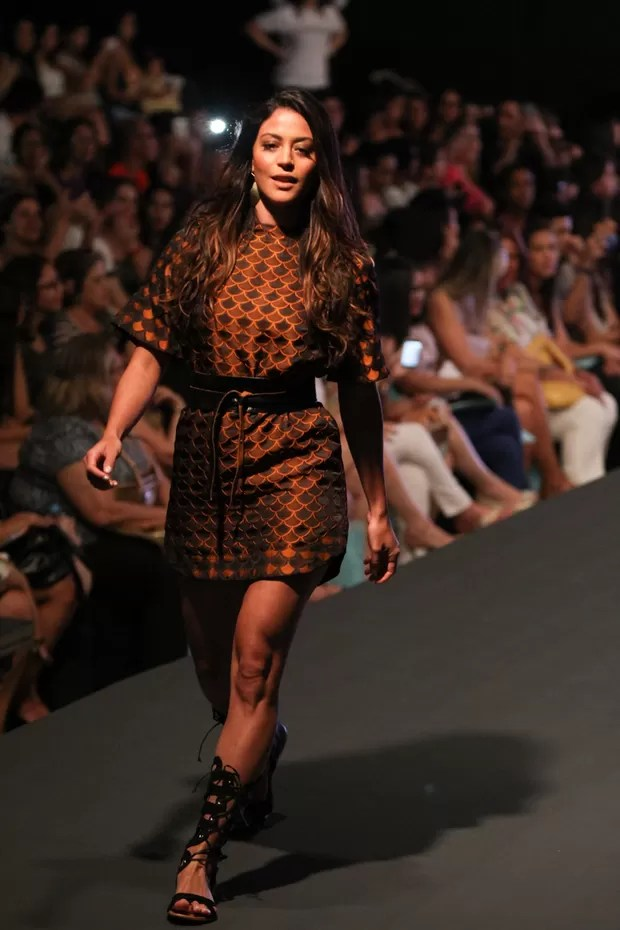 Carol Castro (Foto: Amauri Nehn/Photo Rio News)